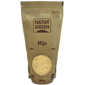Mijo pelado Bio 500 gr. Naturgreen