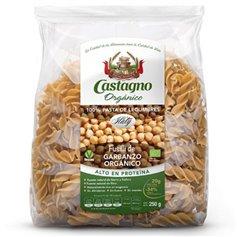 Espirales Garbanzo Bio 250 gr. Castagno