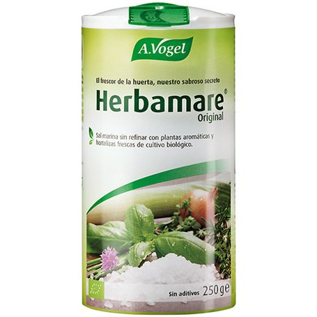 Herbamare Sal hierbas Algas Bio 250 gr. A. Vogel