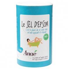Sal de baño Epson 1 kg. Anae