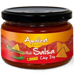 Salsa Mejicana Picante bio 260 gr. Amaizin