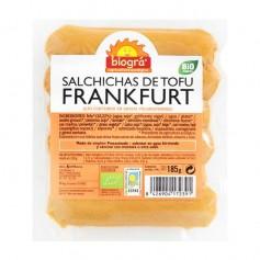 Salchichas Frankfurt Tofu Ecológico 185 gr. Biográ