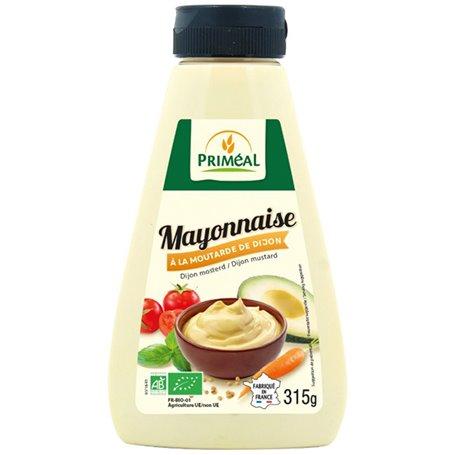 Mayonesa Dijon Bio 315 gr. Priméal