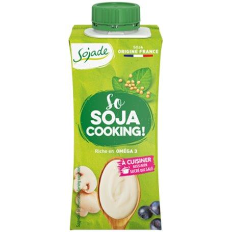 Crema Soja Cocinar 200 gr.