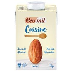 Crema Almond Almendra Cuisine Bio 500 ml. Ecomil
