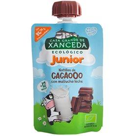 Bbbio Natillas Cacao 90 gr. Xanceda