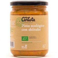 Pisto Shiitake Bio 425 gr. Carlota