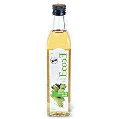 Vinagre Sidra Manzana Bio 500 ml. Ecovinal