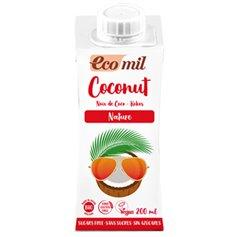 Bebida Coco Nature Bio 200 ml. Ecomil