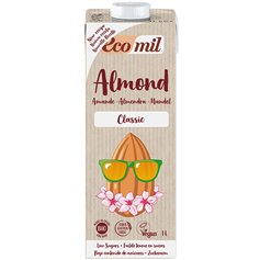 Bebida Almendra classic Bio 1 l. ecomil