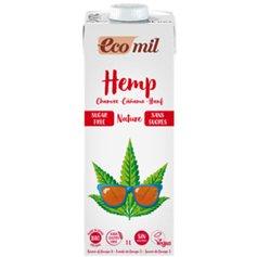 Bebida Cañamo Nature Bio 1 l. Ecomil