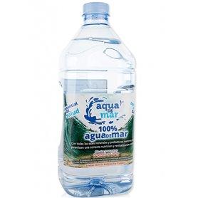 Agua de Mar microfiltrada 2 l.