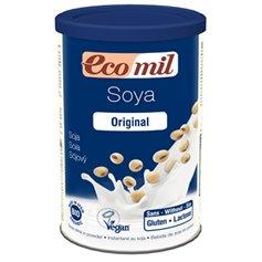 Bebida Soja Polvo Bio 400 gr. Ecomil