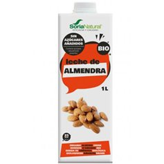 Bebida Almendra Bio 1 l. Soria Natural