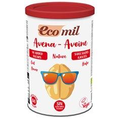 Bebida Avena Polvo Bio 400 gr. Ecomil