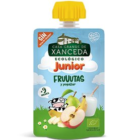Bebida Yogur fruta BBbio 90 gr. Xanceda