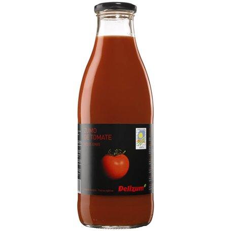 Zumo Tomate Bio 750 ml. Delizum
