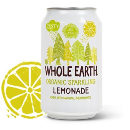 Refresco Limón Ecológico 33 cl. Whole Earth