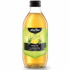 Bebida Infusión Mate Limón Bio 33 cl. Yogi