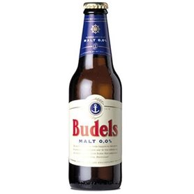 Cerveza Sin alcohol 0,0 33 cl. Budels