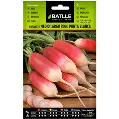 Semillas Rabanito Bio Siembra 5 gr.