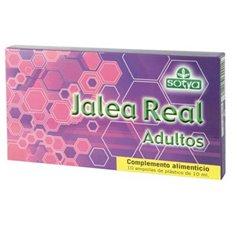 Jalea Real Adultos ampollas 10 ud. Sotya