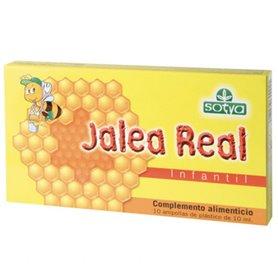 Jalea Real Infantil ampollas 10 ud. Sotya