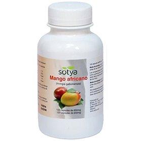 Mango africando 650 mg. 120 ud. Sotya
