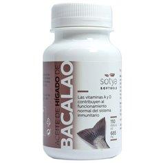 Hígado Bacalao 707 mg. 110 ud.