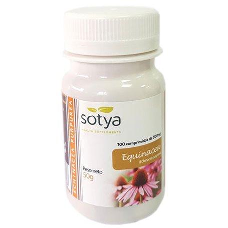 Equinácea 500 mg. 100 ud.