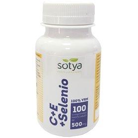 Antioxidante 500 mg. 100 ud.