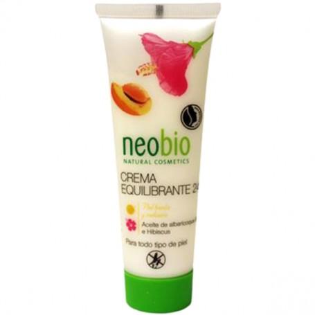 Crema Equilibrante 24 h. Neobio 50 ml.