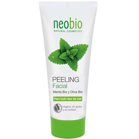 Exfoliante Facial Bio 100 ml. Neobio