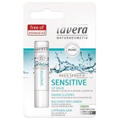 Bálsamo Labial Sensitive Bio 4,5 gr. Lavera