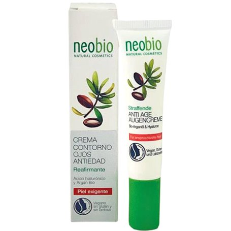 Contorno Ojos Bio 15 ml. Neobio