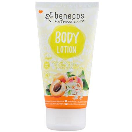 Loción Corporal Bio Albaricoque Benecos 150 ml.