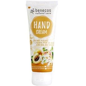 Crema manos Albaricoque Bio 75 ml. Benecos