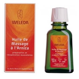 Aceite Árnica Bio 50 ml. Weleda