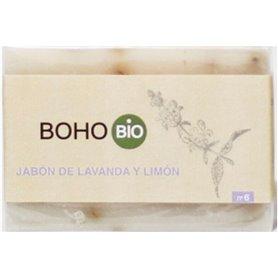 Jabón Lavanda Limón Bio 100 gr. Boho