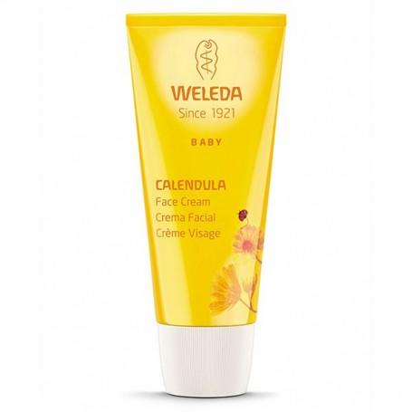 Crema facial Bebé Caléndula Bio 50 ml. Weleda