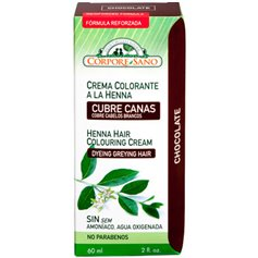 Henna Crema Chocolate 60 ml. Corpore