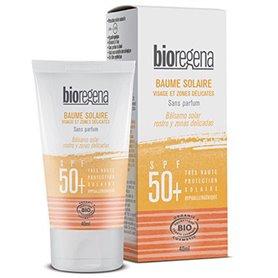 Crema Solar Facial F50 40 ml. Bioregena