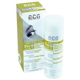 Crema facial color SPF15 Bio 50 ml. Ecocosmetics