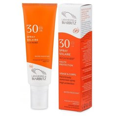 Spray Solar SPF30 Bio 125 ml. Alga Maris