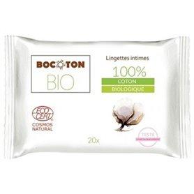 Toallitas íntimas bio 20 ud. Bocoton