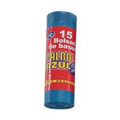 Bolsa Basura Reciclada 30 l. 15 ud. Palbo