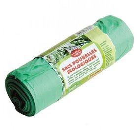 Bolsas Basura ecológicas 50 l. 20 ud. La Droguería Eco
