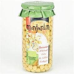 Garbanzos Cocidos Bio 660 gr. Monjardín