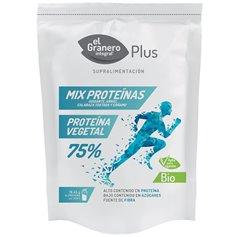 Mix Proteínas Vegano Bio 200 gr. El Granero