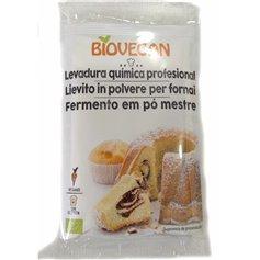 Levadura polvo hornear sin gluten Bio 3x17 gr. Biovegan
